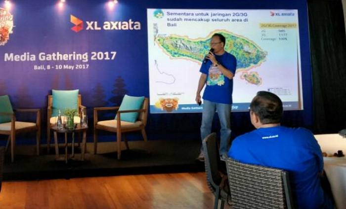 XL Cek Kesiapan Jaringan di Bali Jelang Lebaran