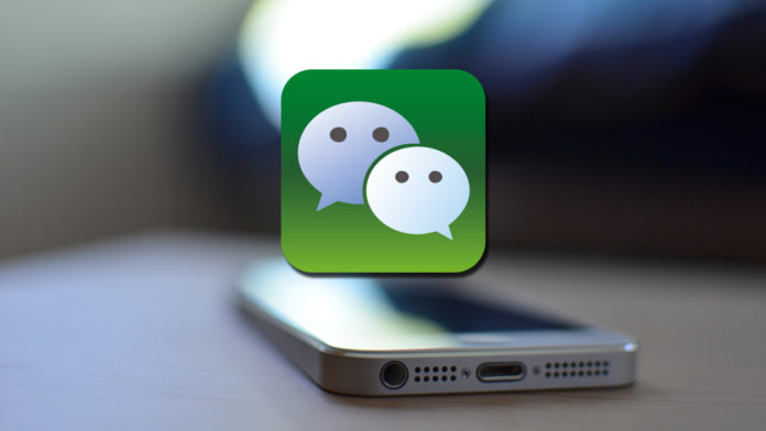 WeChat AS Amerika Serikat