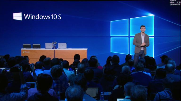 Microsoft Luncurkan Windows 10 S, Khusus Untuk PC <i>Low-end</i>
