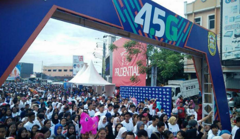 Cakupan 4G XL di Sumatera dan Jawa Tengah Makin Luas