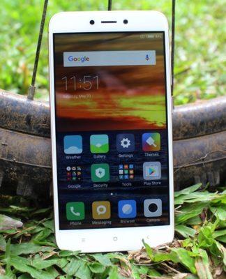 Xiaomi Redmi 4X-FI