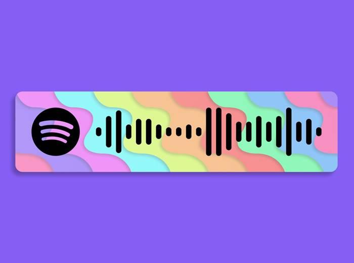 Spotify Code, Cara Mudah Berbagi Lagu dan Podcast