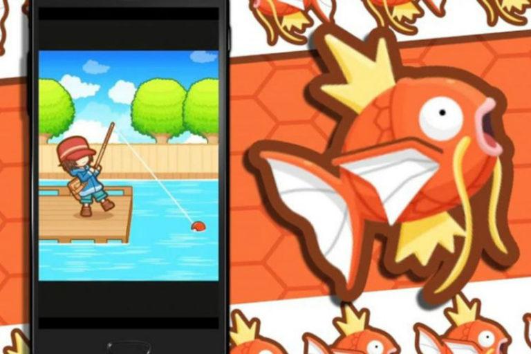 Magikarp Jump, Game Baru untuk Pecinta Pokemon