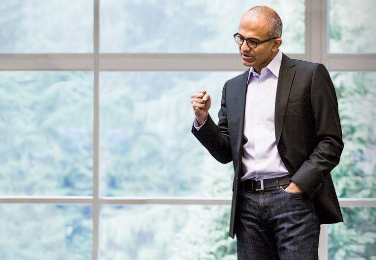 Makin Tajir, Bos Microsoft Kantongi Gaji Rp 270 Miliar
