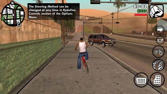 GTA san andreas banyak adegan kekerasan
