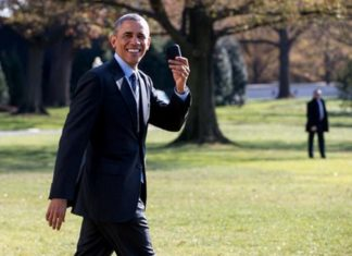 Tweet Barrack Obama