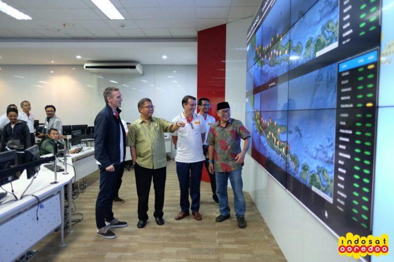 Trafik Data Indosat Meningkat 113,6% Selama Lebaran