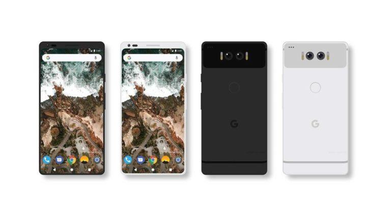 Google Pixel 2 Mirip LG G6 dan Essential Phone?
