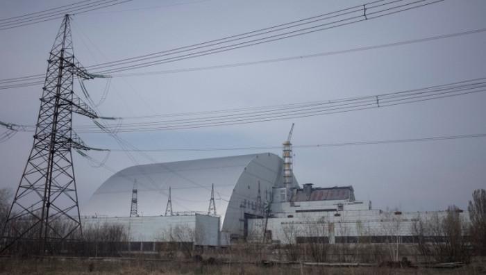 PLTN Chernobyl di Ukraina
