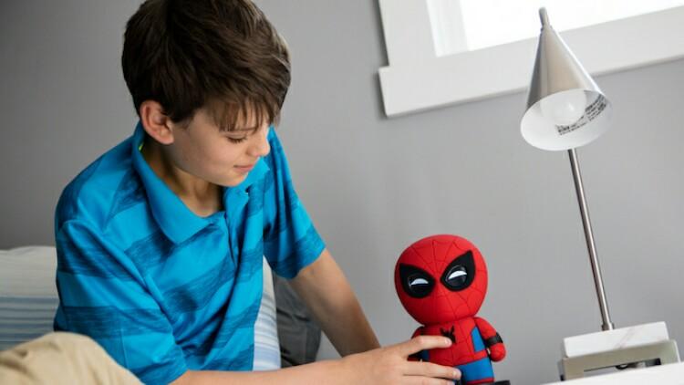 Spiderman sphero