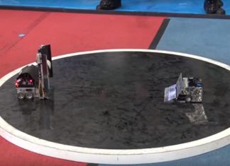 robot sumo