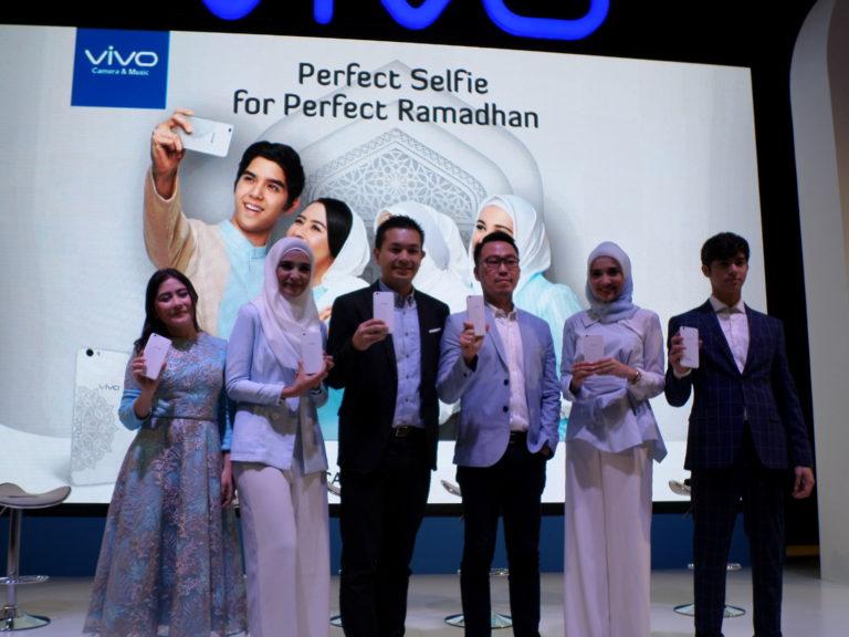 Vivo Meriahkan Ramadhan dengan V5s Edisi Pure White