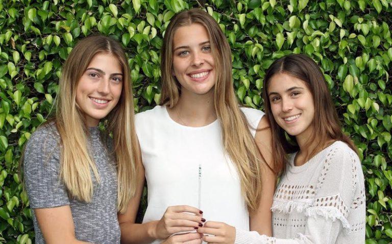 "Tiga Gadis Ini Bikin ""Sedotan Pintar"" Cegah Tindakan Asusila"