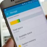 Smartphone 32 GB memory internal