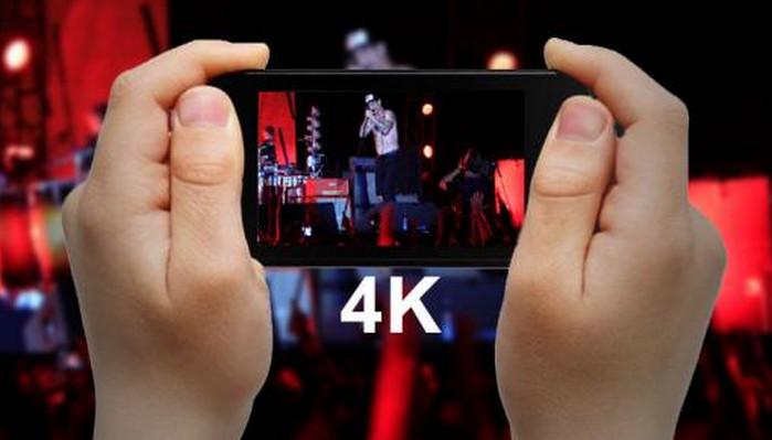 lamera smartphone 4K