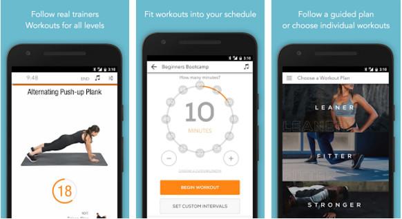 Aplikasi Olahraga Selama Puasa