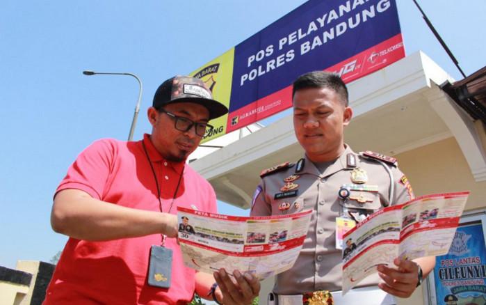 1,2 Juta Pelanggan Telkomsel Mudik ke Jawa Barat