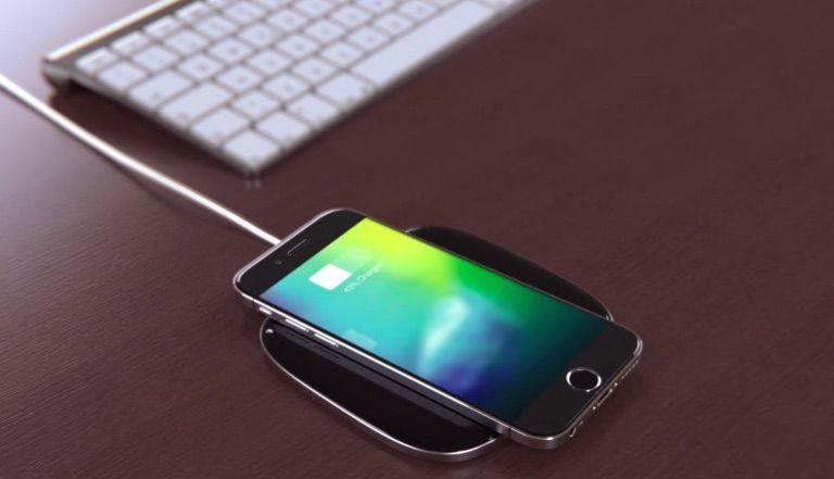 Selain Tahan Air, iPhone 8 akan Punya Wireless Charging?