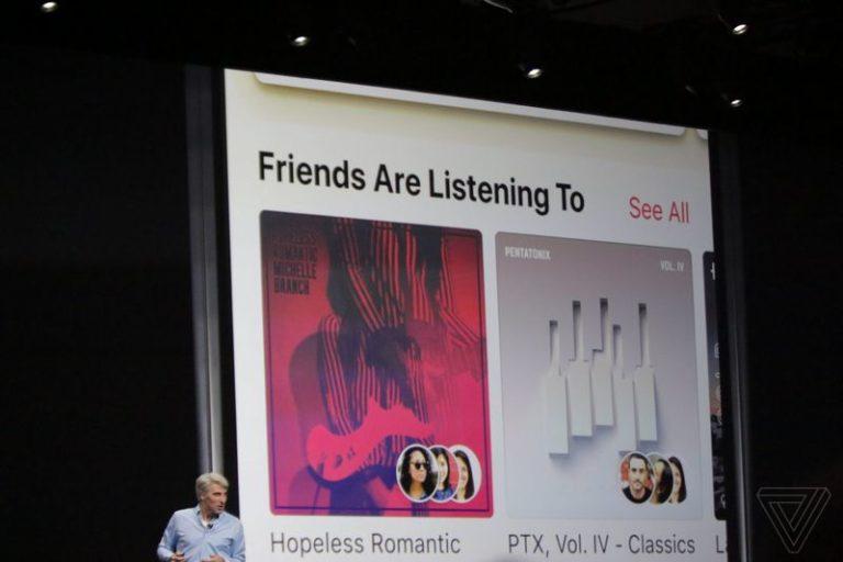 Apple Music Sekarang Bisa Berbagi Musik