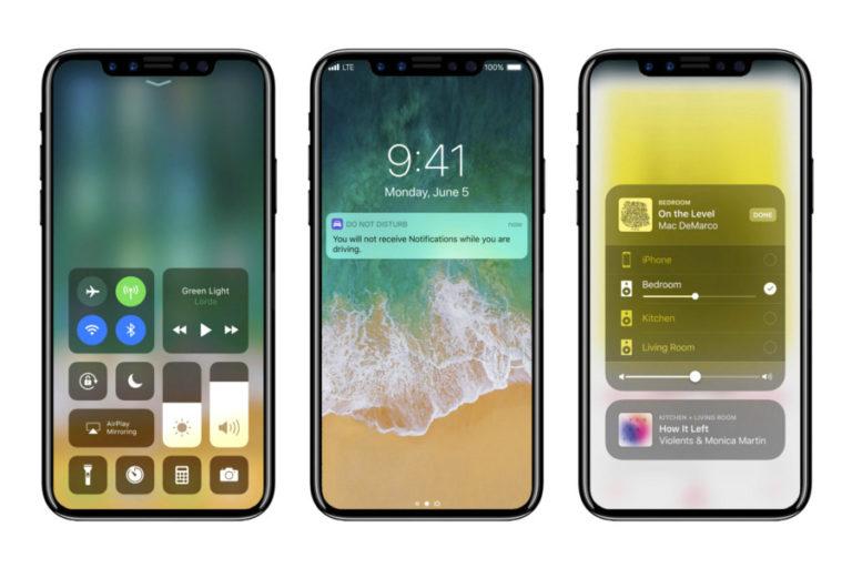 iPhone 8 akan Punya Fitur Mirip Sony Xperia Z5?