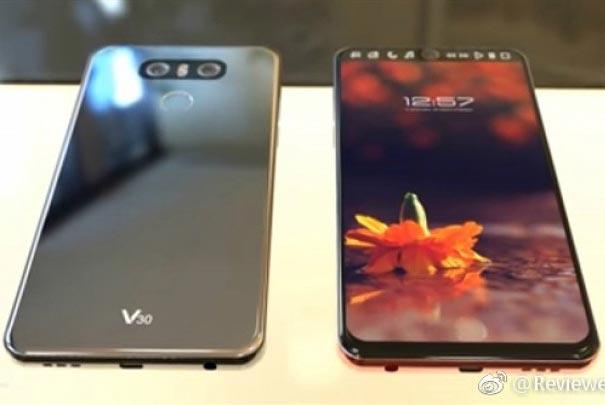 LG V30 akan Bawa Fitur Wireless Charging?