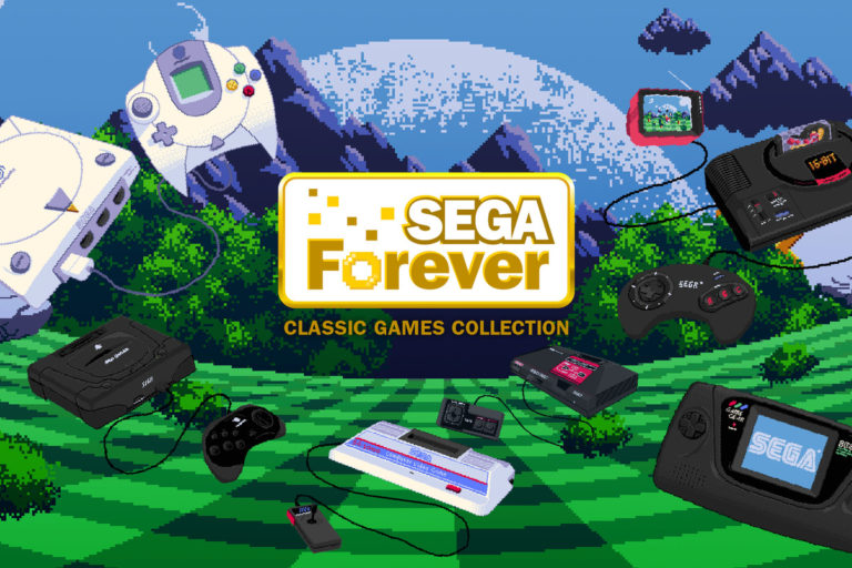 Sega akan Rilis Game Retro di Smartphone Secara Gratis
