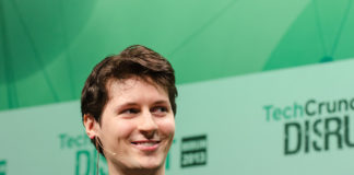 CEO Telegram Pavel Durov