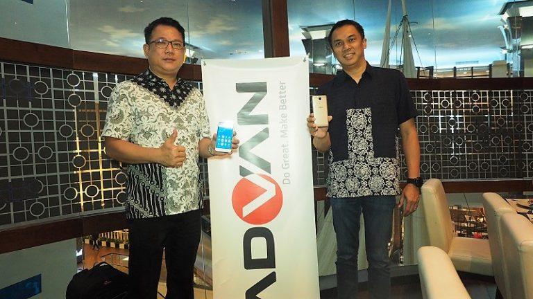 Advan G1 Pro Sodorkan Seabrek Fitur Keamanan Canggih