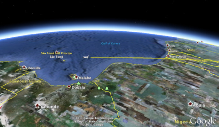 Google Earth Tampilkan Video <i></noscript>Real-time</i>