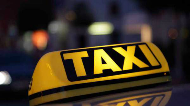 Ilustrasi Taksi Online