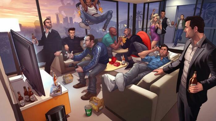 Gamers Siap-siap! GTA 6 Masuki Tahap Pengembangan