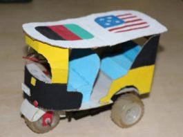 Robotika Afghanistan