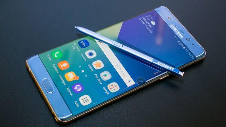"Galaxy Note 7 Versi ""Daur Ulang"" Ludes Terjual"