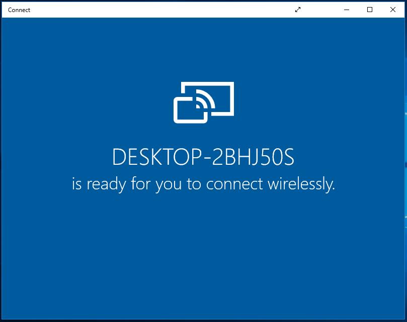 cara mirroring hp ke laptop tanpa aplikasi