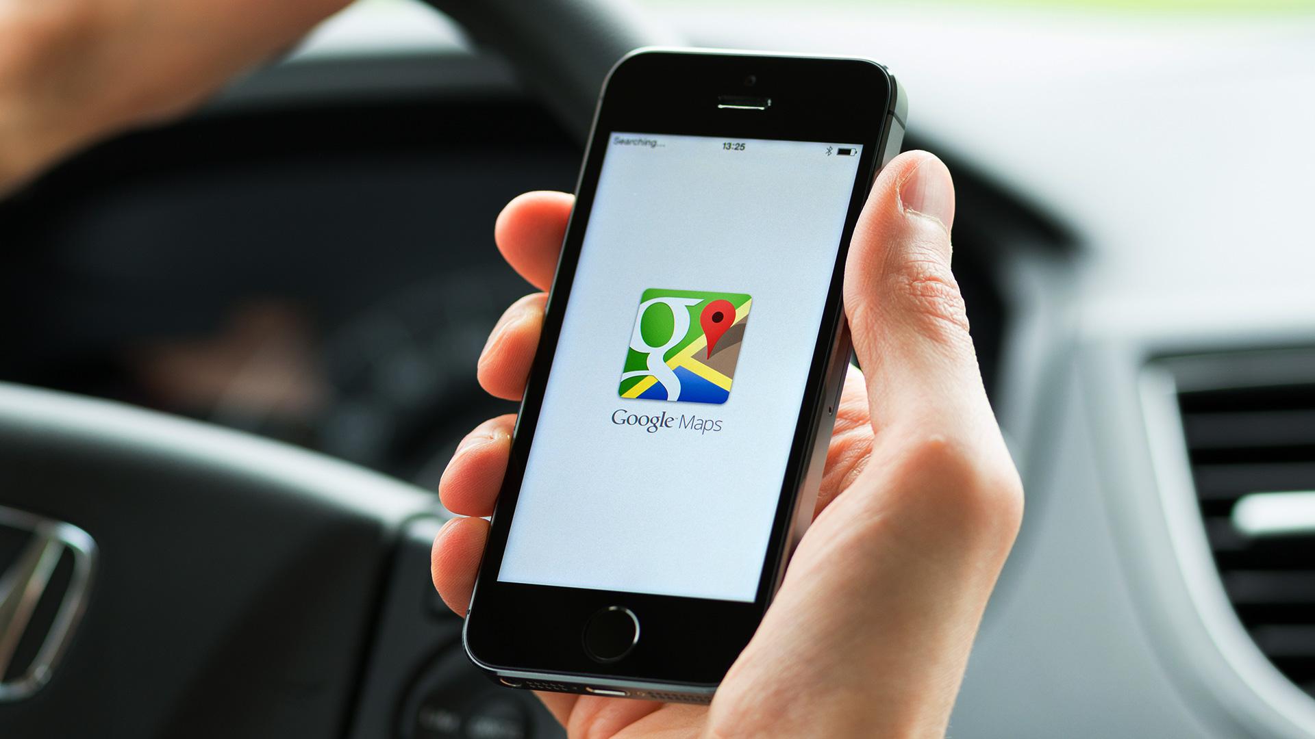 payudara di Google Maps