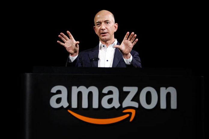 Smartphone bos Amazon Diretas