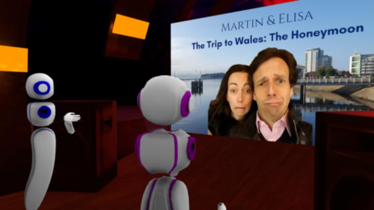 Keren, Pasangan Ini Rayakan Pernikahan di Dunia VR