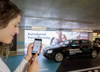 valet autonomous