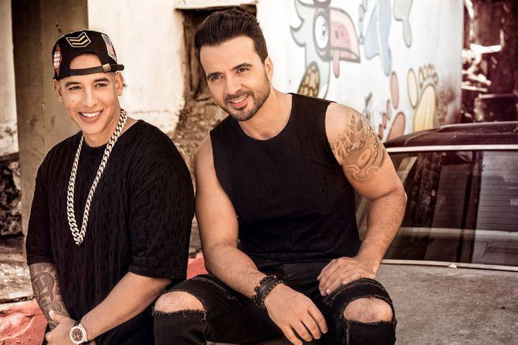 Luis Fonsi dan Daddy Yankee