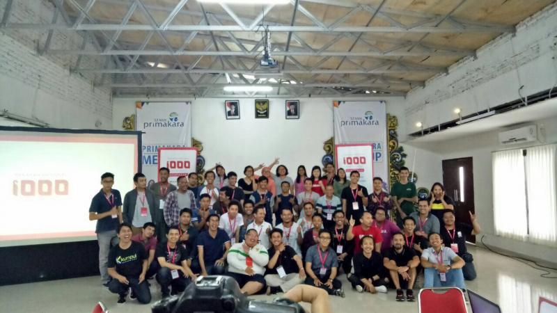 41 Startup Ikut Hacksprint Gerakan Nasional 1.000 Startup