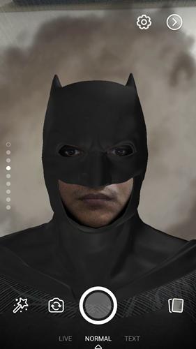 superhero filter instagram