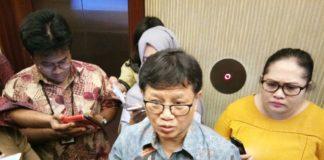 Kepala Riset dan Pengembangan Sumber Daya Manusia, Kementerian Komunikasi dan Informatika (Kemkominfo), Basuki Yusuf Iskandar (telset.id | nur chandra)