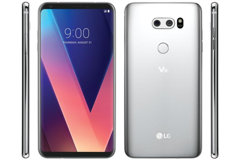 LG V30 Resmi Diperkenalkan, Pesaing Serius Duo Galaxy S8?