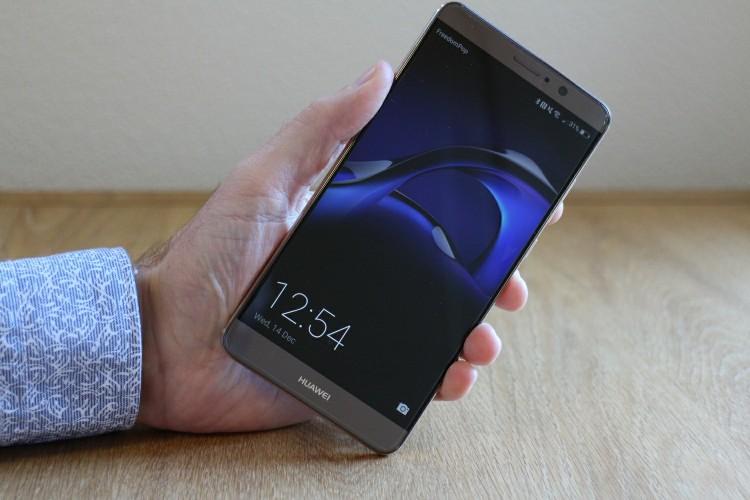 Huawei Siapkan Mate 10 Jadi Pesaing Galaxy Note 8