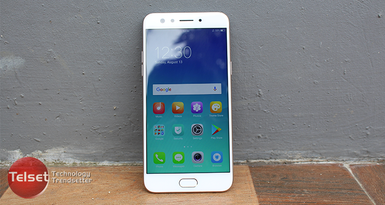 Review Oppo F3: Versi Kecil F3 Plus, Kamera Depan Masih Setara