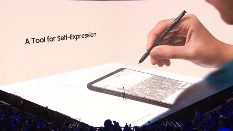 Makin Pintar, Ini Dia Fitur Baru S-pen di Galaxy Note 8