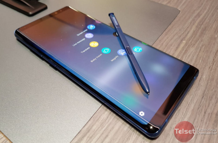 Samsung Galaxy Note 8 versi RAM 4GB