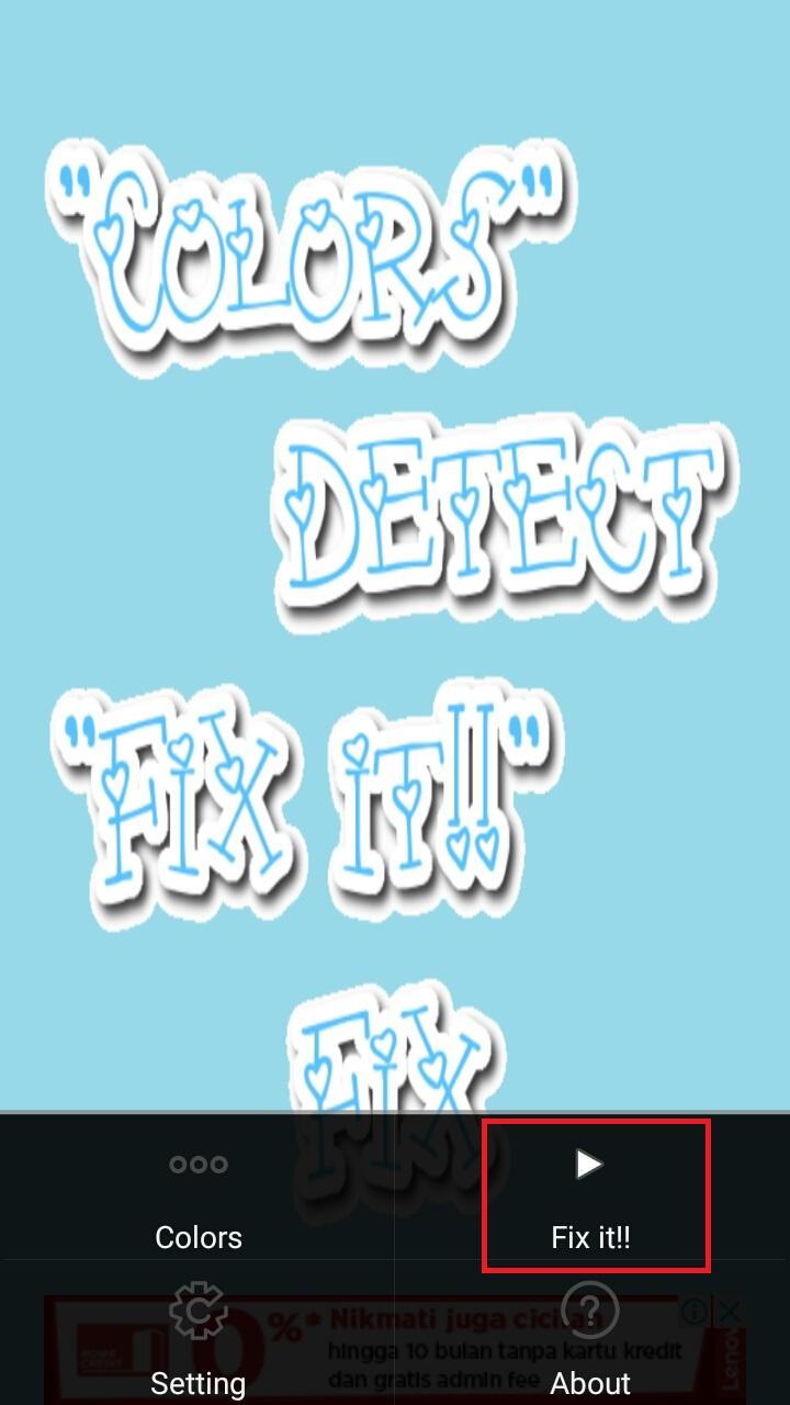 Tips Deteksi dan Perbaiki Dead Pixel (telset.id | nur chandra)