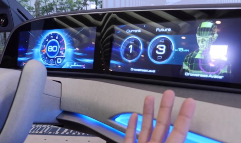 Panasonic Ciptakan AI Pendeteksi Kantuk untuk Pengemudi