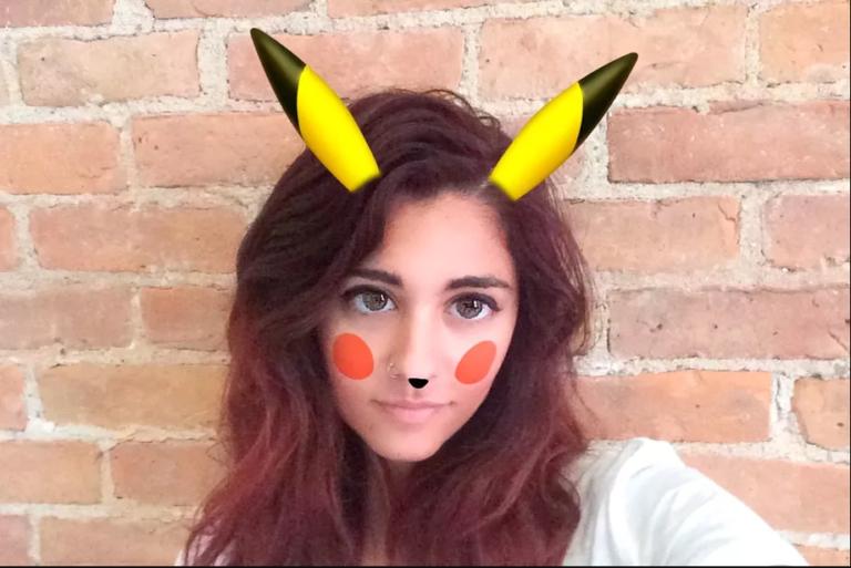 Ingin Bergaya Ala Pokemon? Snapchat Punya Solusinya!